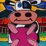Acryl op doek<br /> 100 x 160 cm<br /> <strong>verkocht</strong>
